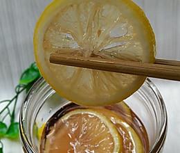 【蜂蜜腌柠檬】健康减肥的做法