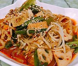 海底捞素食麻辣香锅的做法