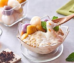 鲜奶麻薯——米博版的做法