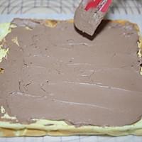 超简单圣诞树根蛋糕卷-超人气菜谱的做法图解17