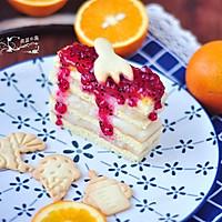 山药香橙千层蛋糕#柏翠辅食节-秋季辅食#