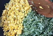 黄瓜鸡蛋馅水饺的做法