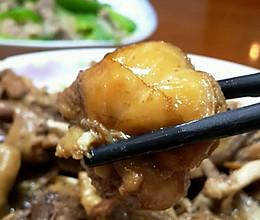 超下饭#鸡腿炖香菇的做法