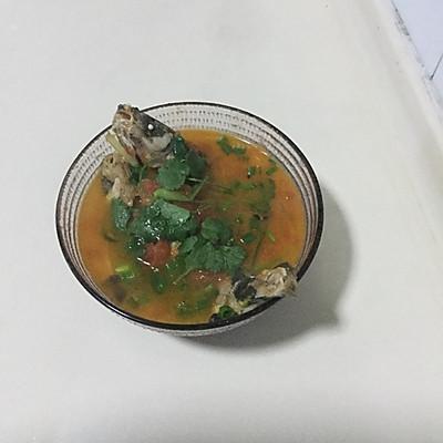 昂刺鱼番茄汤