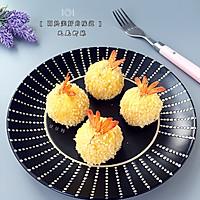 凤尾虾球烤箱版的做法图解9