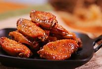 蒜蓉烤翅-迷迭香的做法