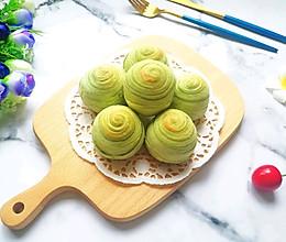 螺旋绿豆酥的做法