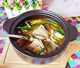 黄豆酱焖泥猛鱼的做法