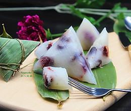 端午节,蔓越莓西米粽的做法