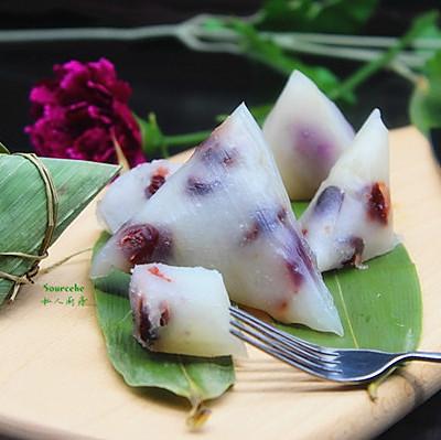 端午节,蔓越莓西米粽