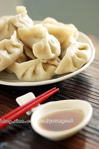 三鲜水饺的做法