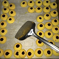 蓝莓酥,草莓酥(方子参照忆江雪糕自己改了几个细节)的做法图解6