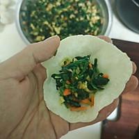 #钟于经典传统味#烫面素蒸饺的做法图解6