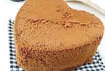 可可戚风蛋糕的做法