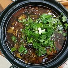 风味鸡火锅