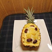 超简单网红菠萝饭