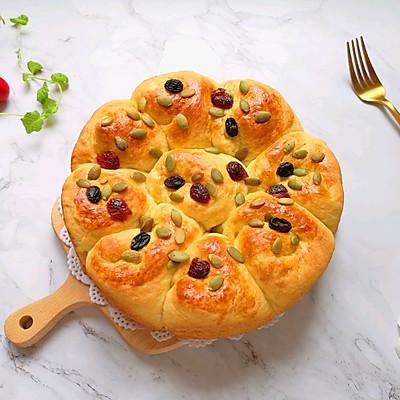 淡奶油甜面包