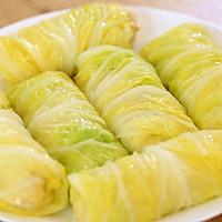 迷迭香:白菜豆腐卷的做法图解13