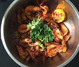 油焖大虾  虾火锅的做法