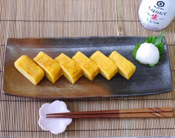 蛋卷(卵焼き)(初级)的做法