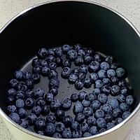 蓝莓酸奶冻芝士蛋糕的做法图解1