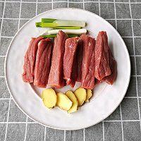 牛肉干#带着零食去旅行!#的做法图解3