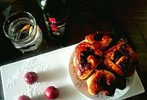 节日哈里路亚糖粉布里欧修面包的做法