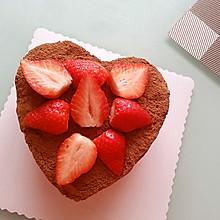 草莓提拉米苏(硬身板)(超详细步骤展示)