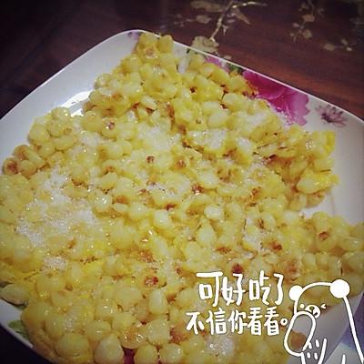 黄金玉米烙.