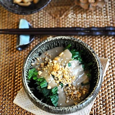 芝麻酱菠菜