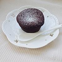 巧克力熔岩蛋糕【经典不老款,新手都会做的0失败甜品】的做法图解8