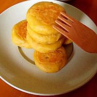 香煎红薯饼的做法图解5