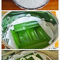 泰国芒果糯米饭--东南亚的异国香(5)的做法图解6