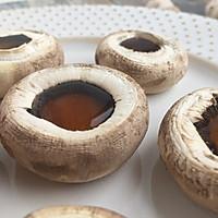 #硬核菜谱制作人#烤口蘑的做法图解5