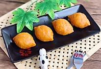 减肥零食 宝宝辅食 红薯燕麦小蒸饼的做法