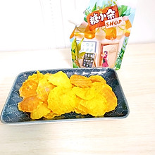 #糖小朵甜蜜控糖秘籍#咖喱薯片