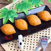 减肥零食 宝宝辅食 红薯燕麦小蒸饼