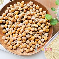 6个月以上辅食鹰嘴豆粉&烤鹰嘴豆的做法图解9