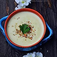 春季里的好味道芝士土豆浓汤#我动了你的奶酪#的做法图解7