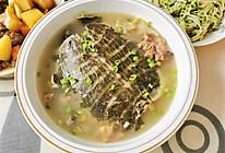 #中秋团圆食味#山东的猴头菇甲鱼汤的做法