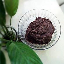 自制红糖豆沙
