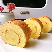 葱香肉松蛋糕卷