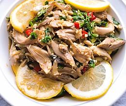 夏季必备凉菜-柠檬手撕鸡的做法
