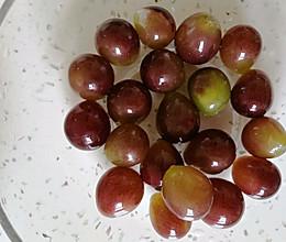 葡萄果冻的做法
