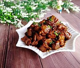 #精品菜谱挑战赛#家常菜+红烧排骨的做法