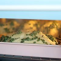 小葱软面包,又香又软,百吃不腻 #豆果10周年生日快乐#的做法图解12