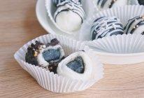 #元宵美食大赏#巧克力脆皮汤圆,汤圆新吃法!的做法