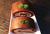#美味下午茶#可可蛋糕卷的做法