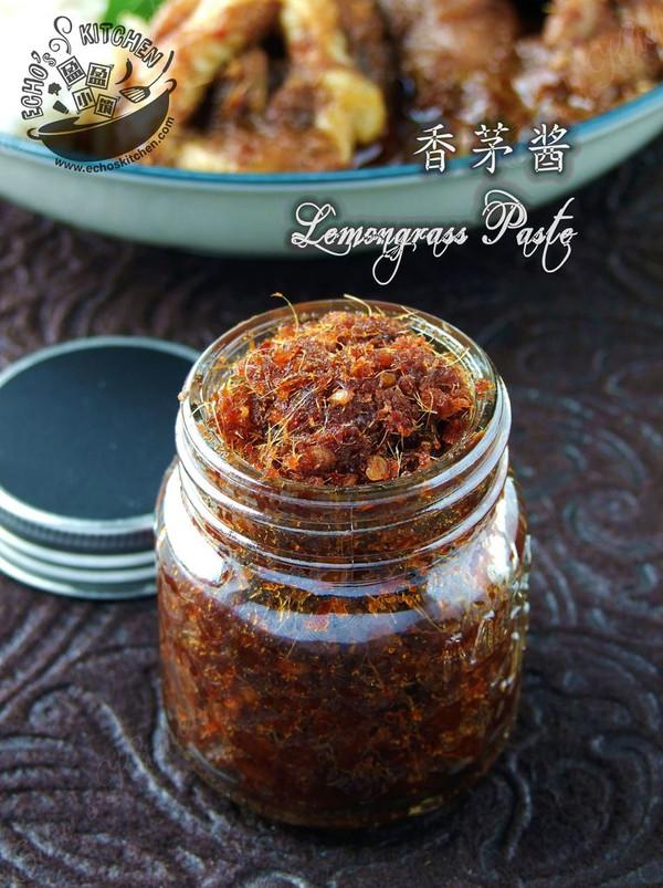 南洋风味 -- 香茅酱的做法