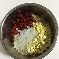 莲子红枣银儿汤的做法图解8